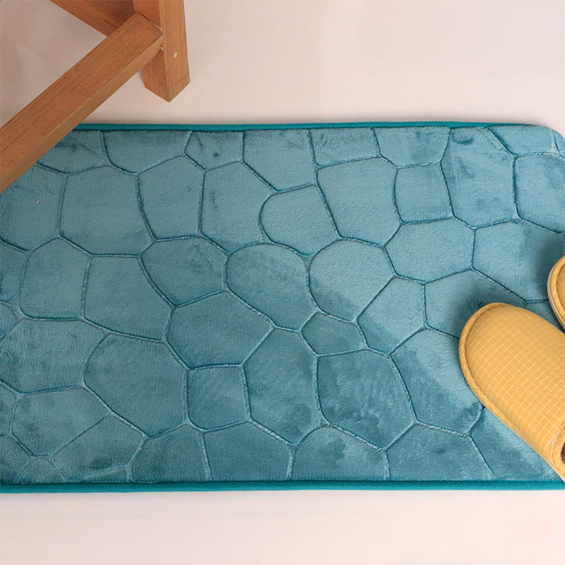 Blue Antislip Bath Mat (45X70)