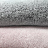 Violet and Grey Bath Towel (70x140) - Pack of 2