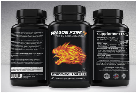 esports supplement
