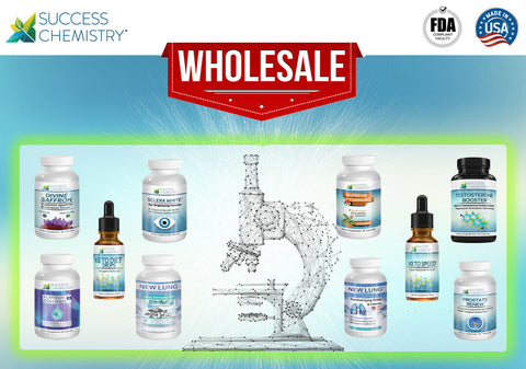 Wholesale supplements suppliers USA