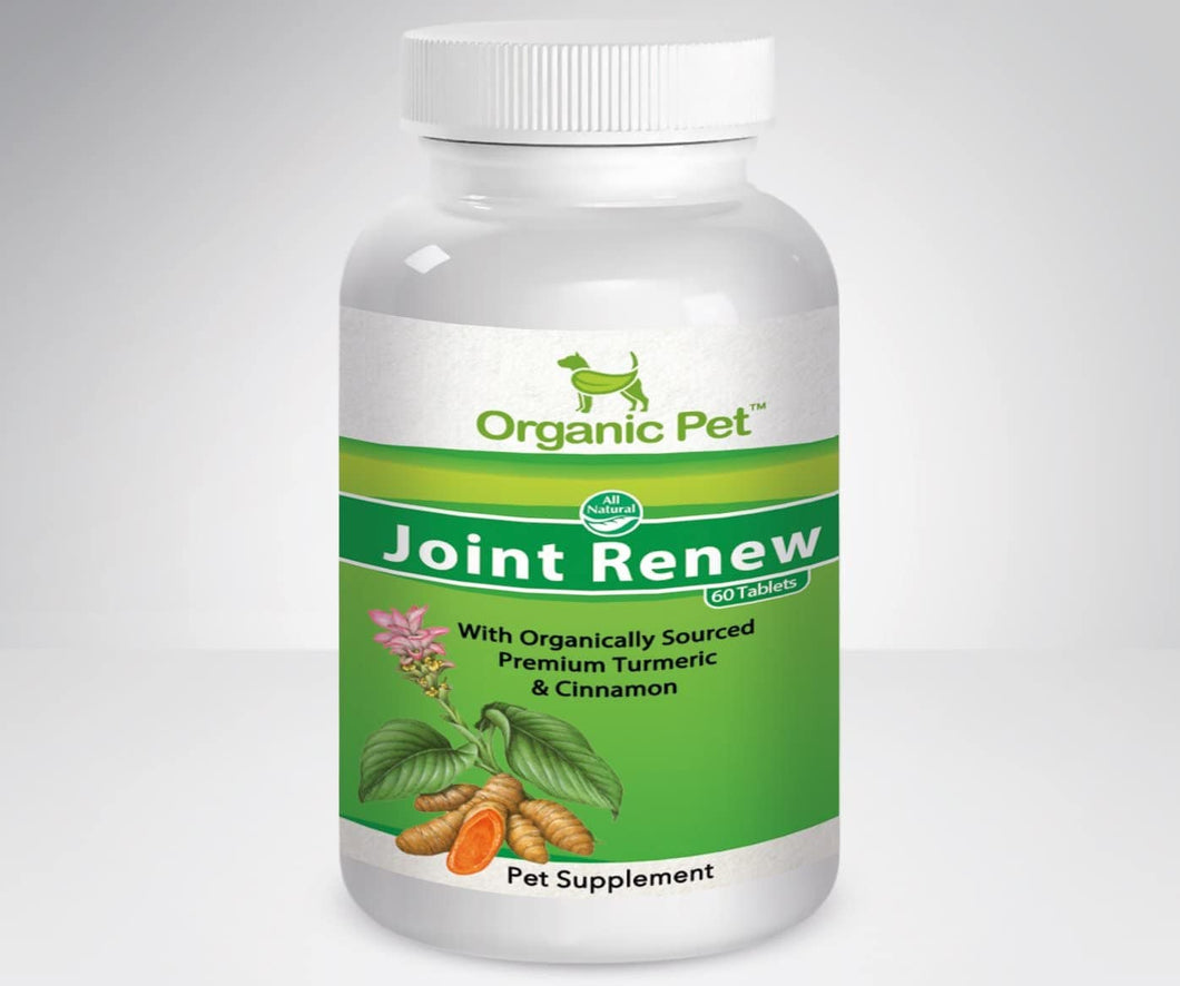 Success Chemistry Organic Pet Supplement For Dogs & Cats - Joint Renew Joint Health