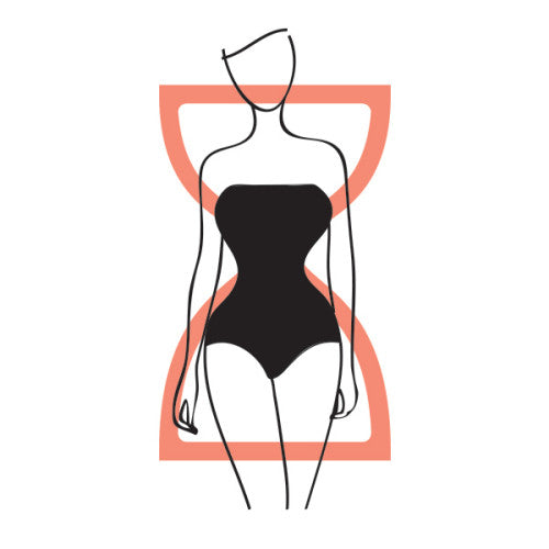 What to Wear If You have an Hourglass-Shaped Body