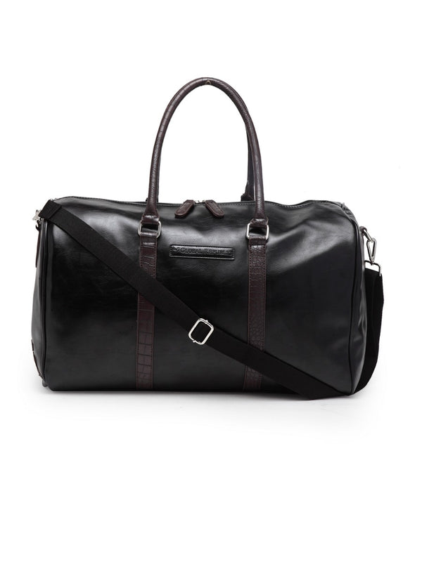 Misl Black Traveling Bag (19X11X9)