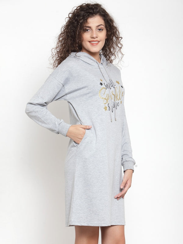 Women Grey Tunic