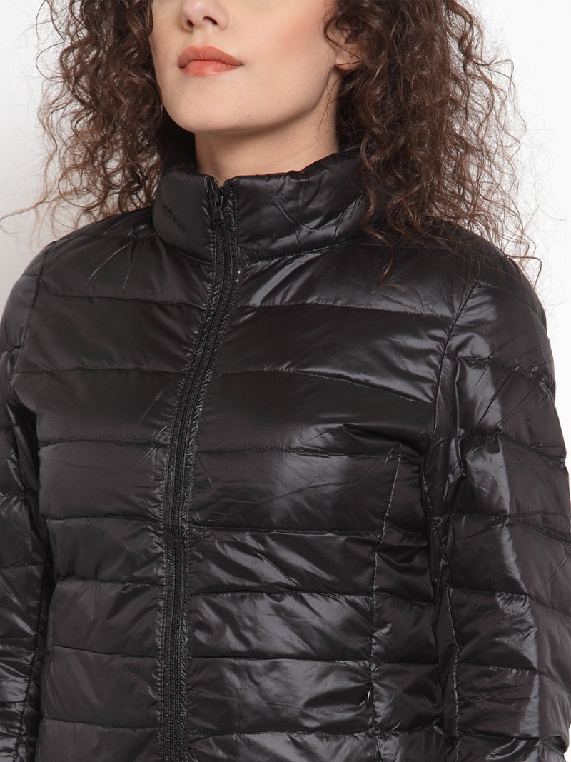Women Black Jackets