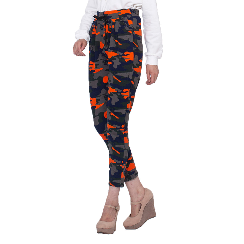 Women Orange Lower