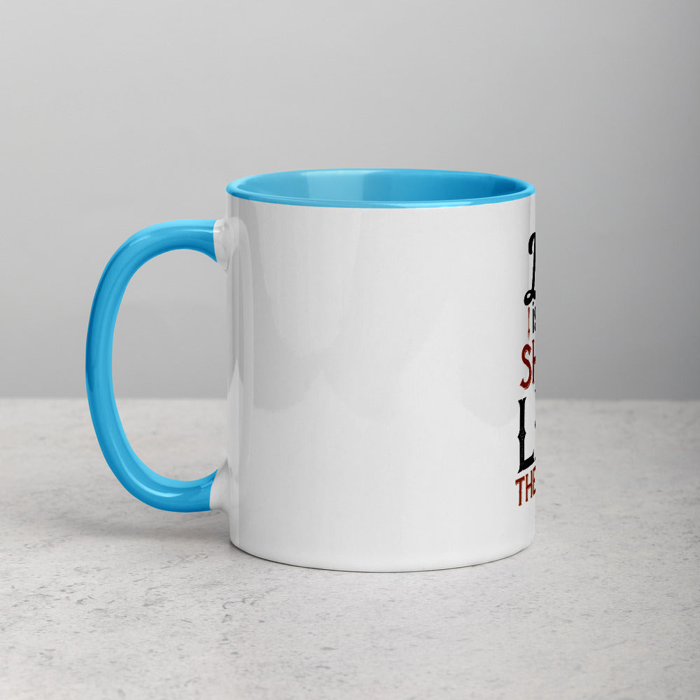 Life Is Short Lick The Spoon Mug