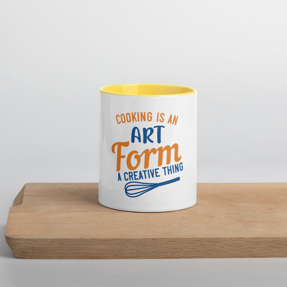 Cooking Is An ArtForm - Coffee Mug