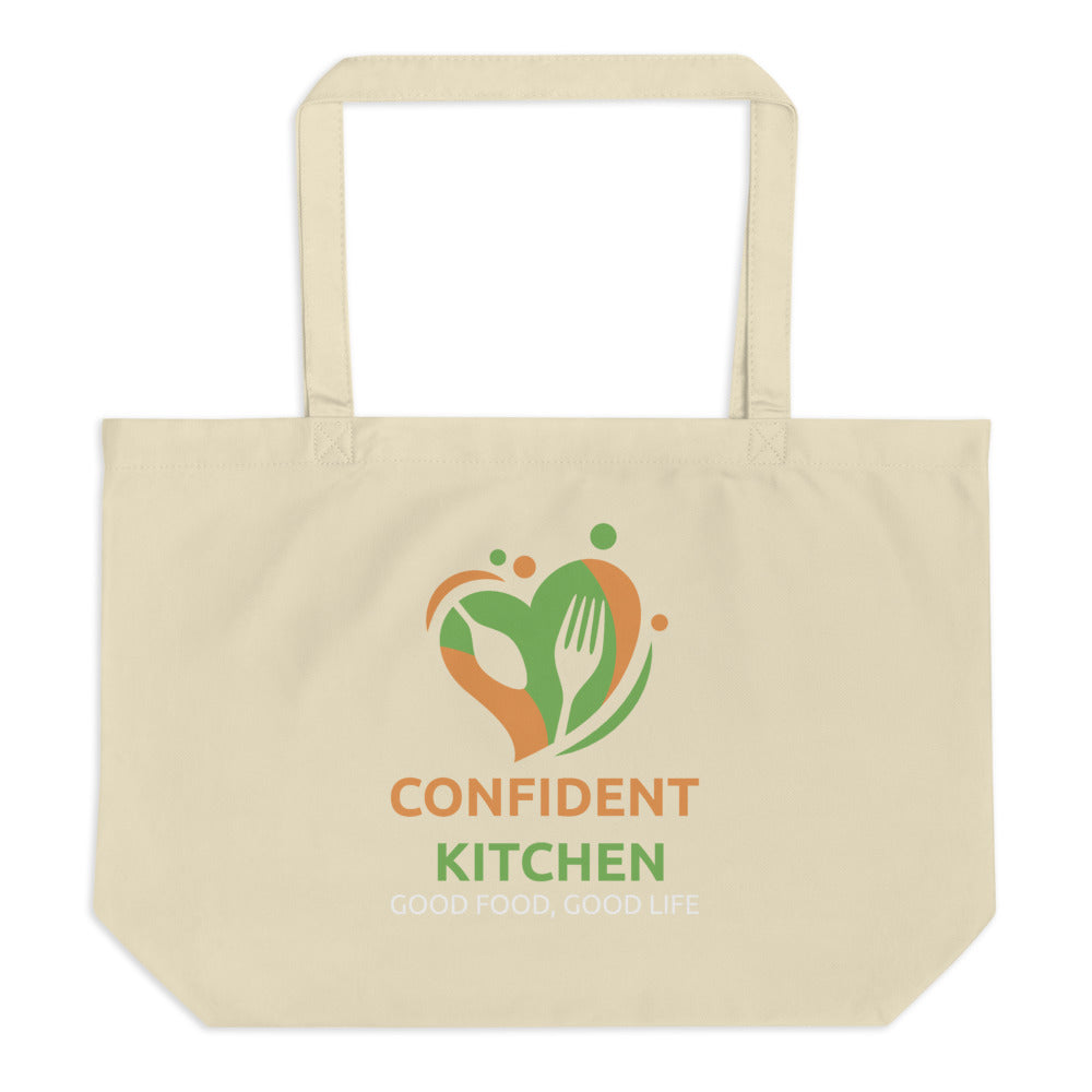 Confident Kitchen Tote Bag