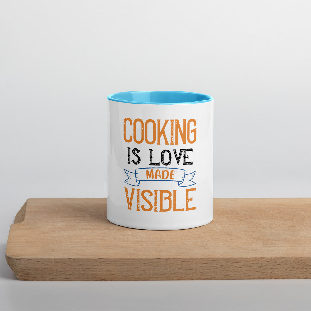 Cooking Is Love Made Visible - Coffee Mug