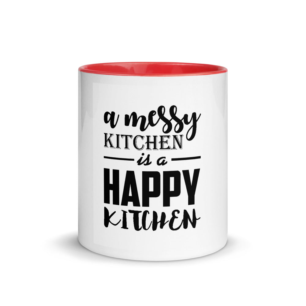 Messy Kitchen Mug