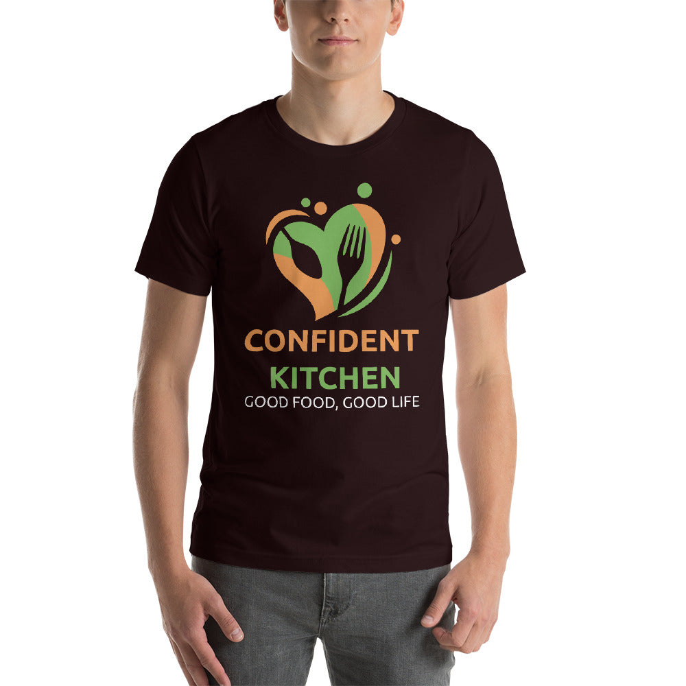 Confident Kitchen - Branded T-Shirt