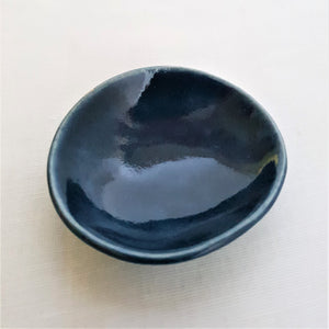 ink blue | jewellery dish (small)