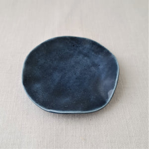 ink blue | jewellery dish (large)