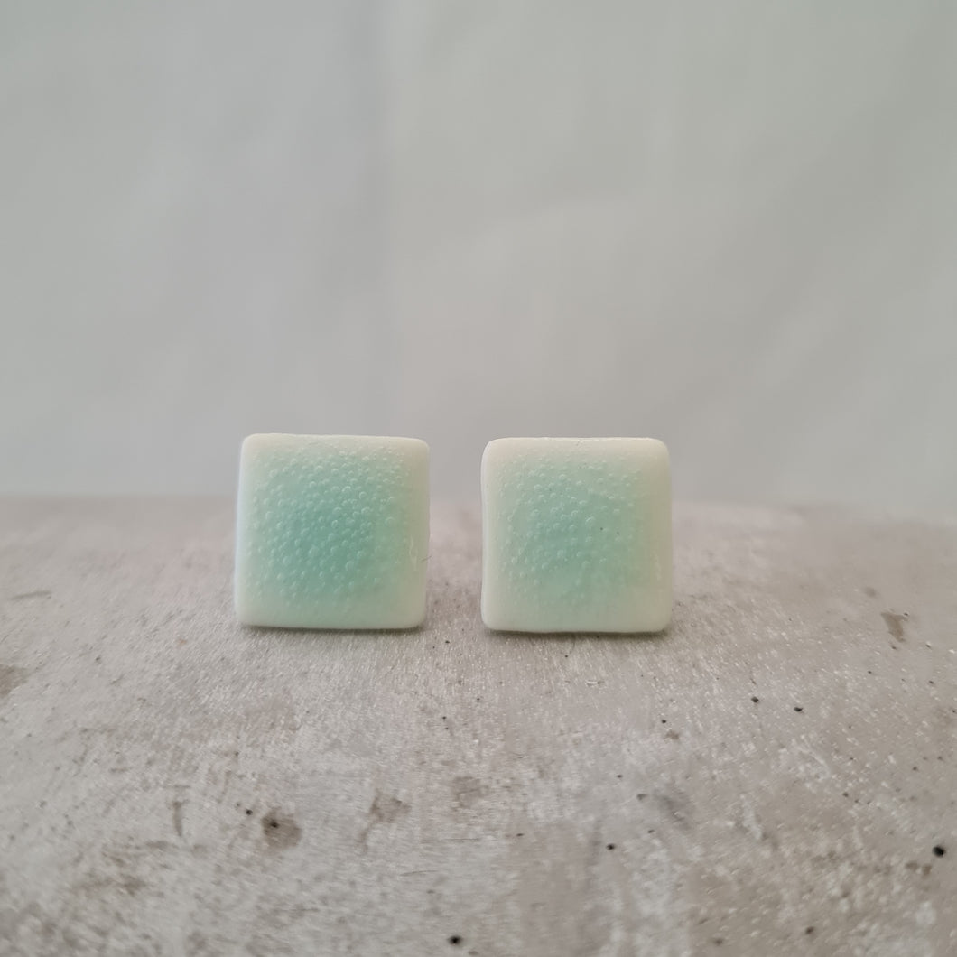 minty green | small square | studs