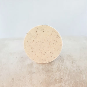 speckled | circle | brooch