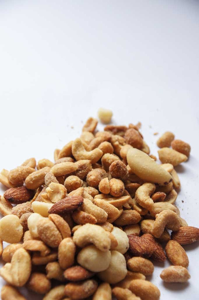 Honey Roasted Nuts-Nuts and Seeds-SproutTheGrocer