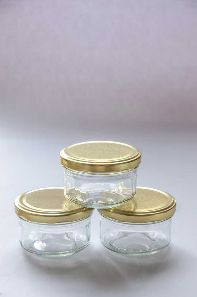 186ml Jar-Jars, bottles & bags-SproutTheGrocer
