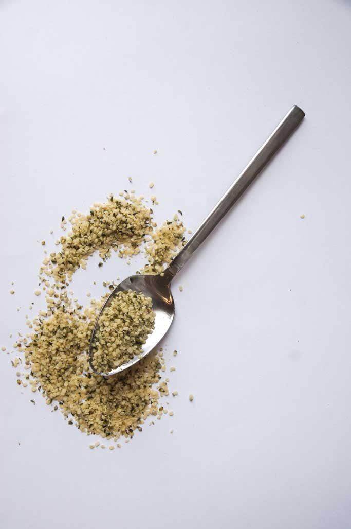 New Zealand grown hemp hearts-Nuts and Seeds-SproutTheGrocer