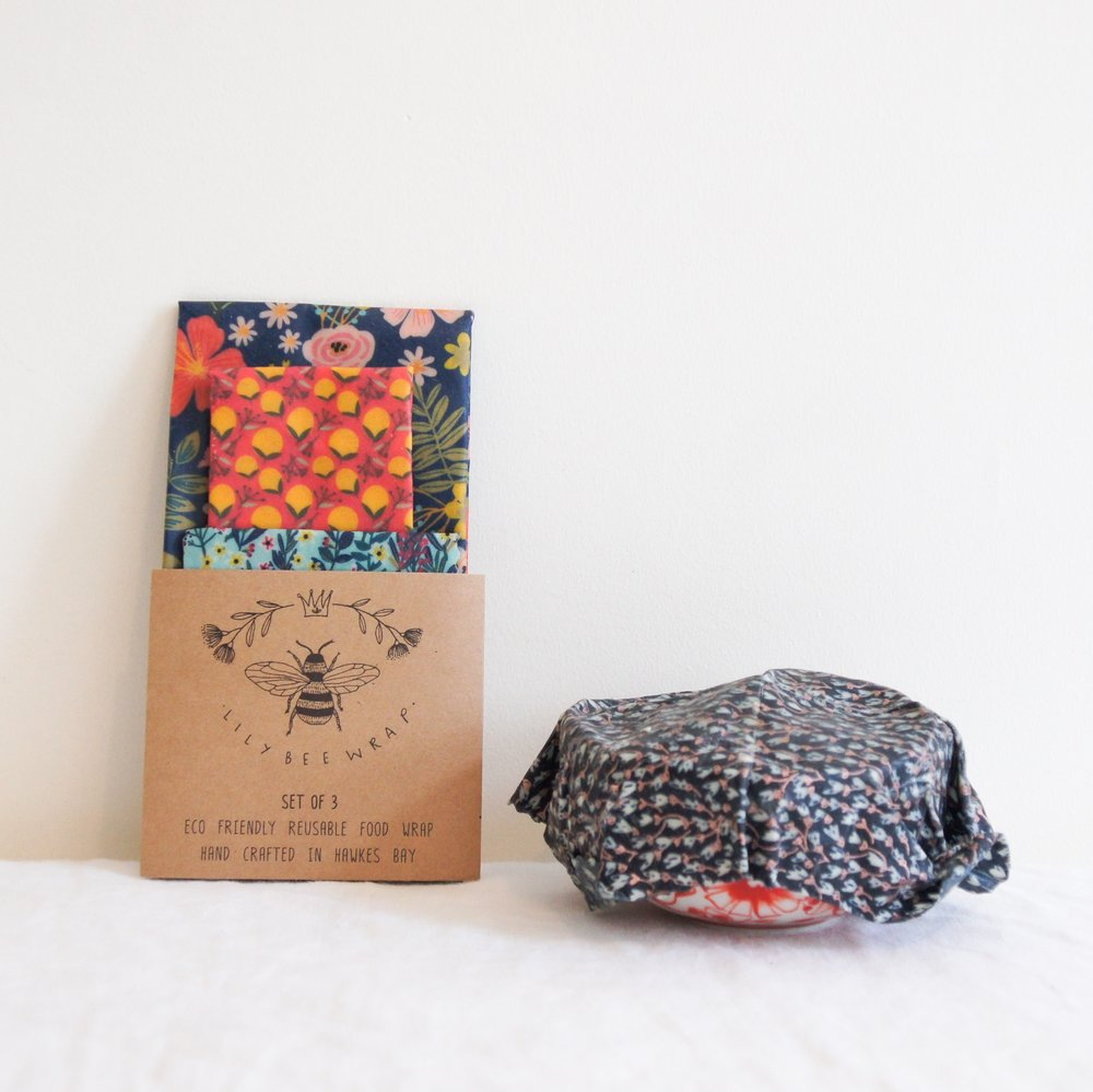 Lilybee wrap - multi pack-Home & Living-SproutTheGrocer