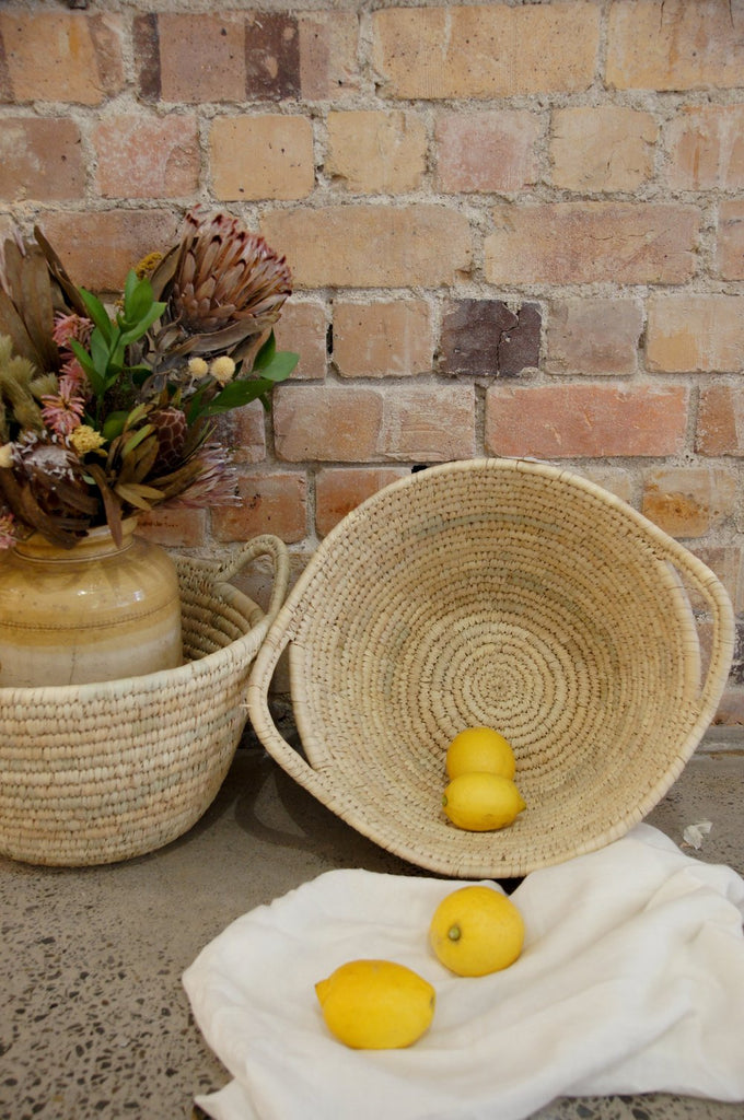 Smithy basket with handles-Home & Living, Jars & Bags-SproutTheGrocer