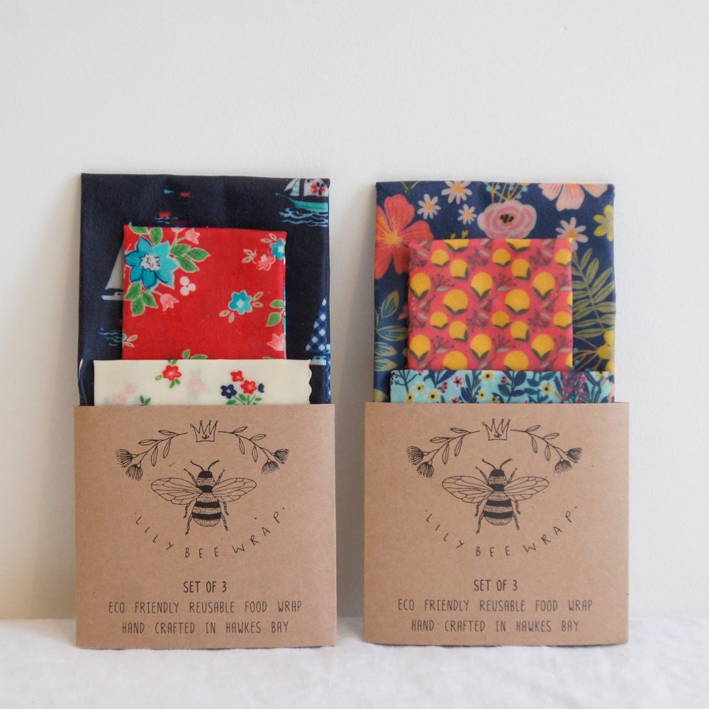 Lilybee wrap - multi pack