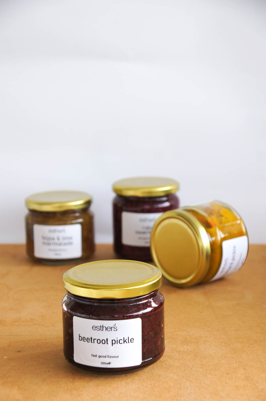 Esther's Beetroot Pickle