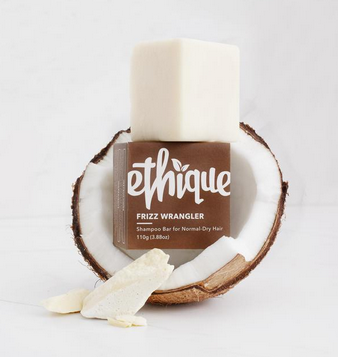 Ethique Frizz Wrangler Shampoo for Dry &/or Frizzy Hair