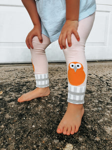 Kids Parakeet Leggings