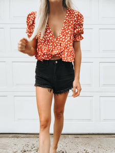 Everyday Jean Shorts (black)