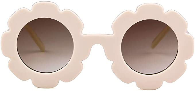 Flower Power Kids Sunglasses