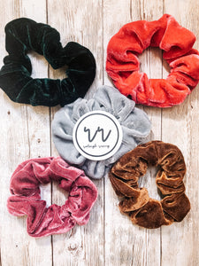 FEARLESS Five Pack Scrunchies
