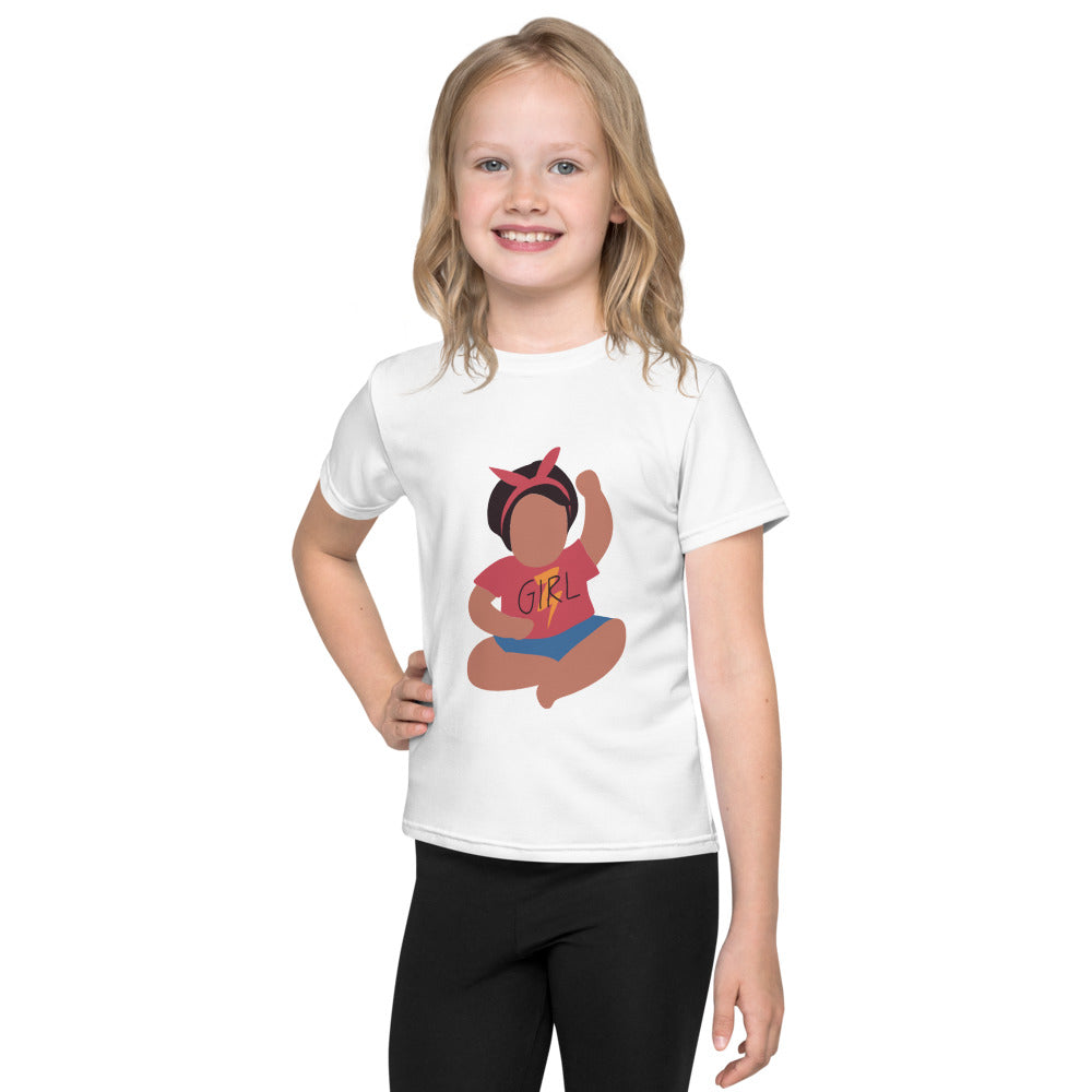 GRL Power Kids T-Shirt