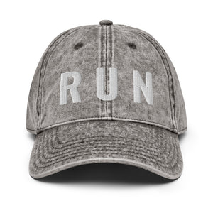 RUN AFFIRMATION HAT