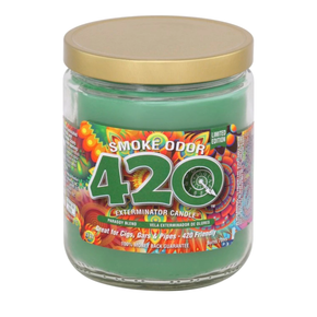 420 Limited Edition Smoke Odor Candle