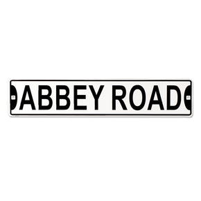 The Beatles Abbey Road Street Sign
