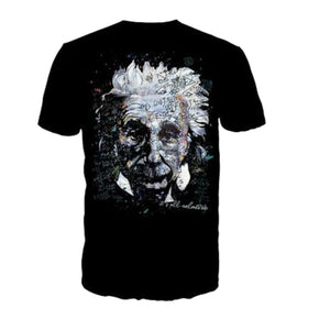 Albert Einstein It's All Relative T-Shirt