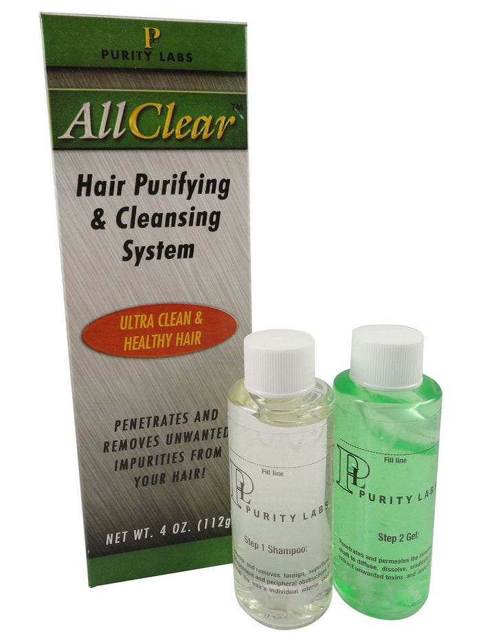 All Clear Shampoo