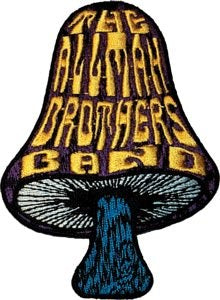 Allman Brothers Band Mushroom Patch