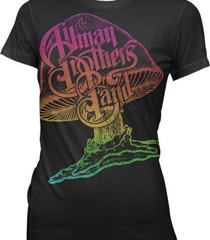 Women's T-Shirts \ Allman Brothers