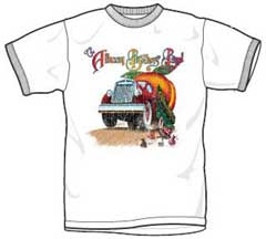 Allman Brothers Band Road Goes On Forever T-Shirt