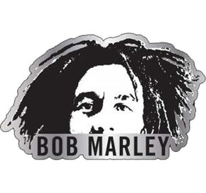 Bob Marley Face Hat Pin