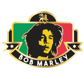 Bob Marley Lion Logo Hat Pin