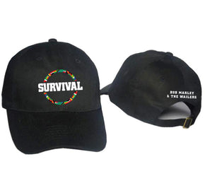 Bob Marley and The Wailers Survival Dad Hat