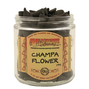 Champa Flower Wild Berry Cone Incense