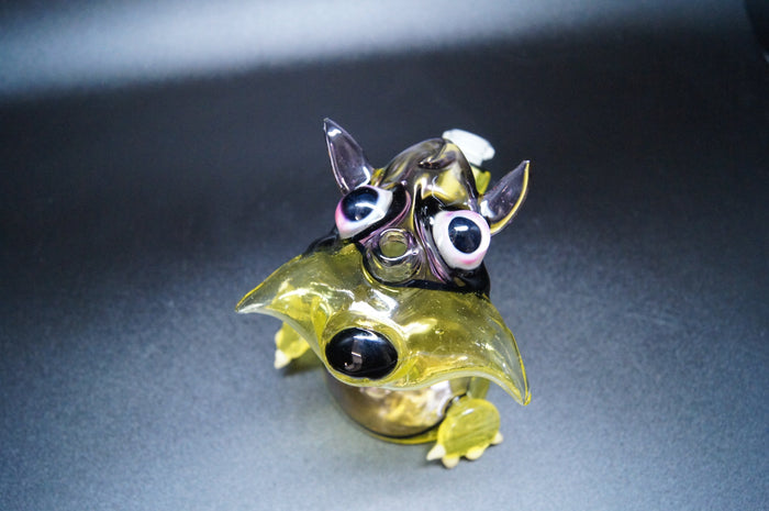 Dusty Glass Trash Panda