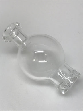 Dawnk Glass Clear Spinner Bubble Cap