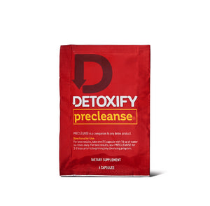 Pre-Cleanse Herbal Supplement by Detoxify