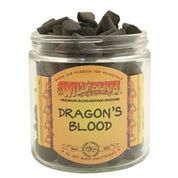 Dragons Blood Wild Berry Incense Cones