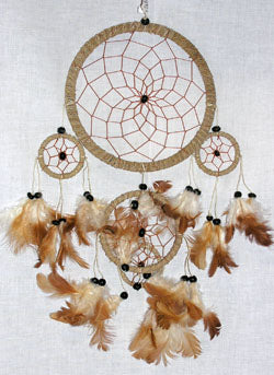 Dream Catcher - Natural - Large
